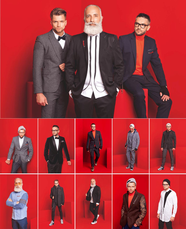 Відомий український дизайнер Андре Тан вже підготував колекцію одягу  осінь-зима 17 18 для чоловіків і жінок. 5cfbad7c1a6af